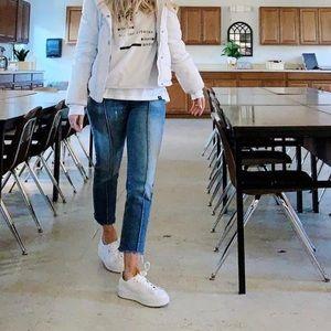 Lucky Brand jeans 2/26 Ava slim straight